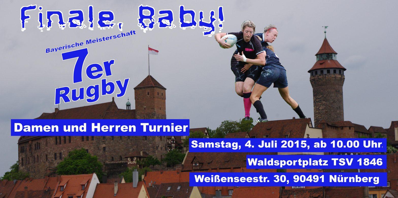 Bayerische 7er Meisterschaft – Finalturnier