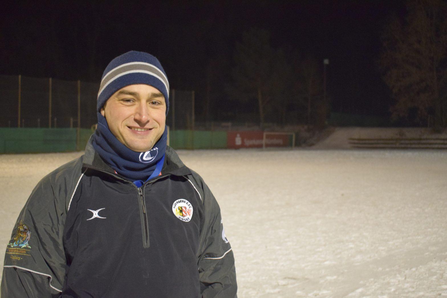 Interview mit Cheftrainer Arne Zielinski zur Rückrundenvorbereitung