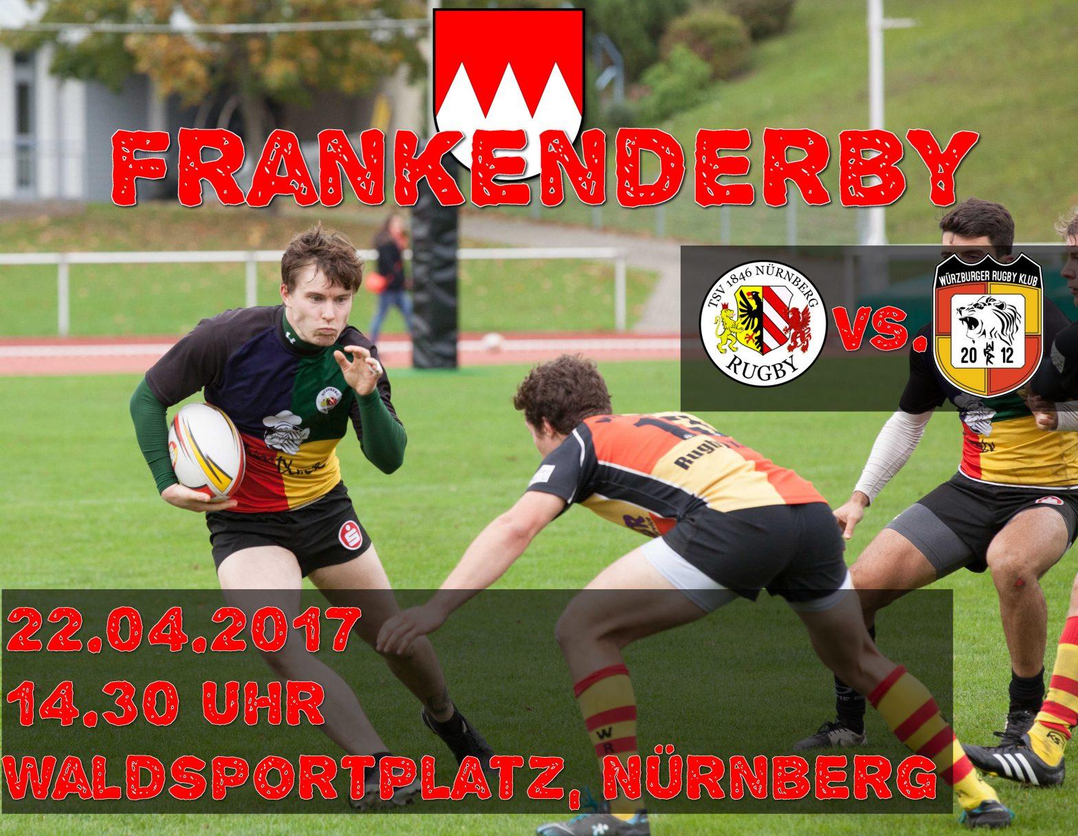 Es ist Derby-Zeit – Würzburger RK zu Gast auf dem Waldsportplatz