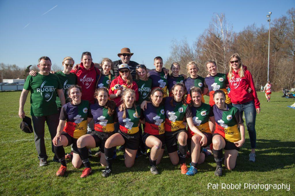 Damenmannschaft 2018