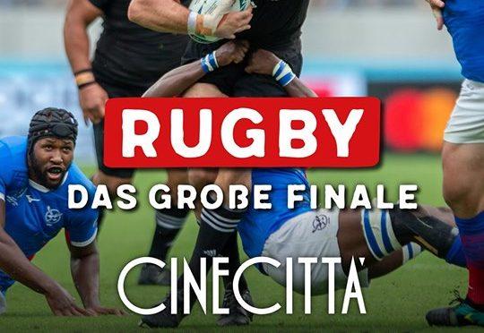 Rugby – Das große Finale