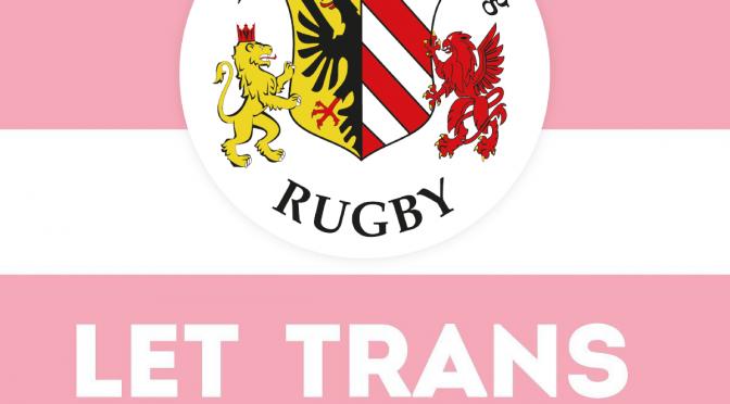 Rugby für alle – 46er unterstützen Aktion der Berlin Bruisers für transidente Frauen